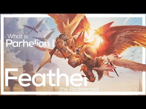 MTG Space Force PARHELION 2! Feather The Redeemed | MTG Lore Discussion