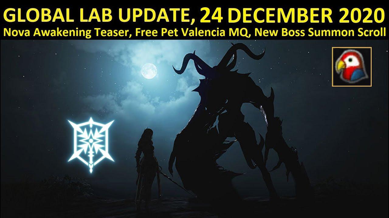 Nova Awakening, New Boss and More Updates Coming to BDO