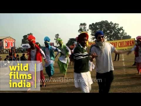Bhangra - music and dance from the Punjab