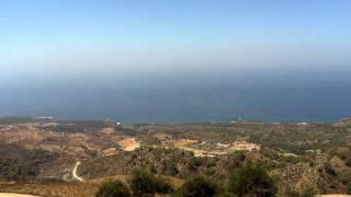 Vakantie 2011 (Cyprus) - Off road safari jeep ride 04