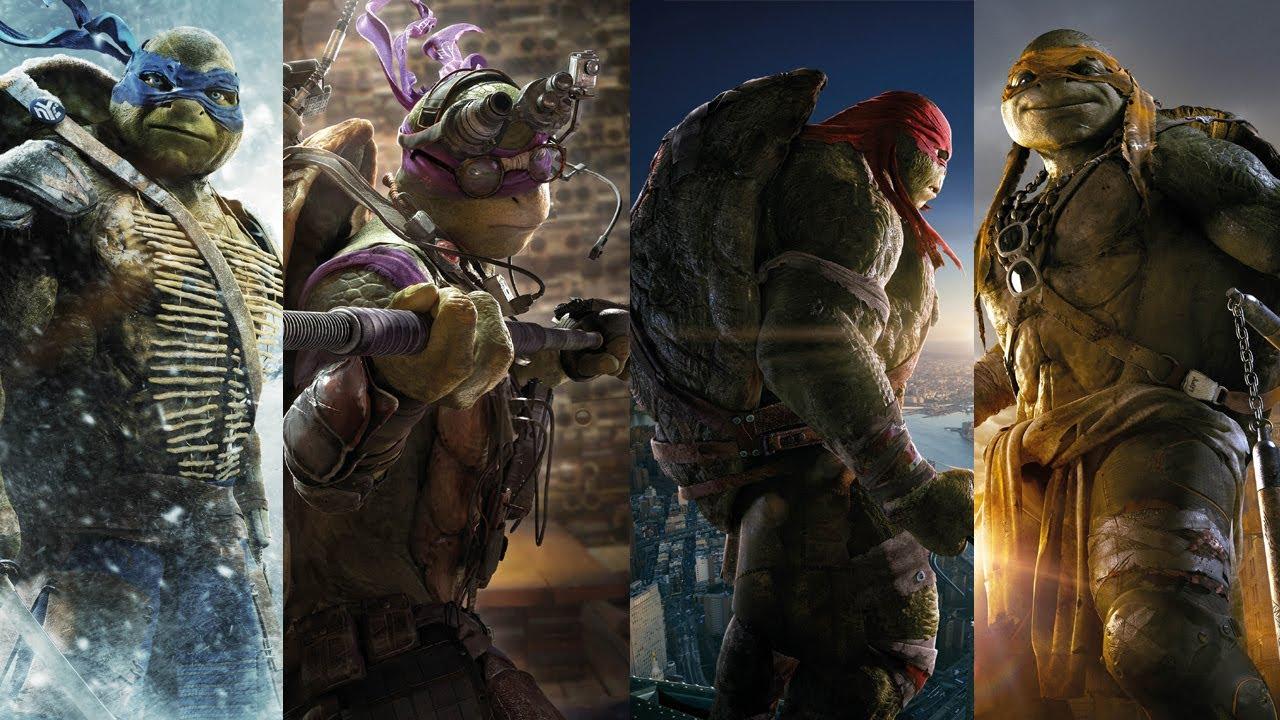 돌연변이 닌자터틀 8월 국내 스크린 점령 예고 Teenage Mutant Ninja Turtles