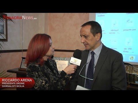 Riccardo Arena (videointervista)