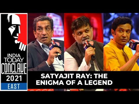 Srijit Mukherjee, Sabyasachi And Tota Roy On Satyajit Ray At India Today Conclave East 2021