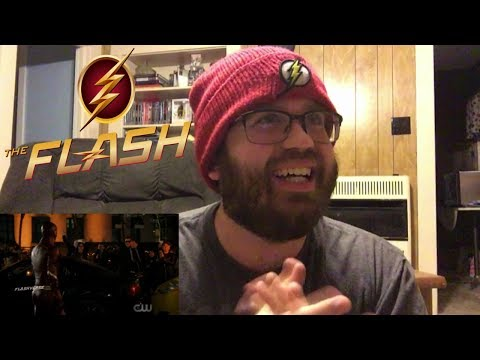 """The Flash 4x23 """"We Are The Flash"""" Reaction/Review!!!!! (THAT ENDING!)"""