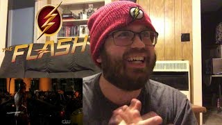 "The Flash 4x23 ""We Are The Flash"" Reaction/Review!!!!! (THAT ENDING!)"