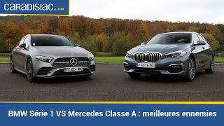 Comparatif BMW série 1 VS Mercedes Classe A : le retour des meilleures ennemies