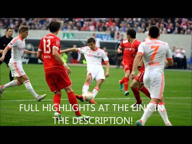 Fortuna Düsseldorf - Bayern München 0:5 - ALLE HIGHLIGHTS!