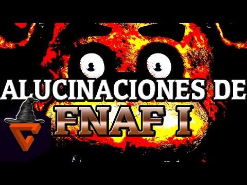 Alucinaciones De Five Nights At Freddy´s 1   #MesDelTerror2K15   Kenny El King
