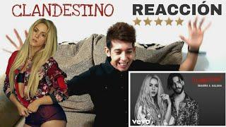 Baixar REACCIÓN: Shakira ft. Maluma - Clandestino (Audio)