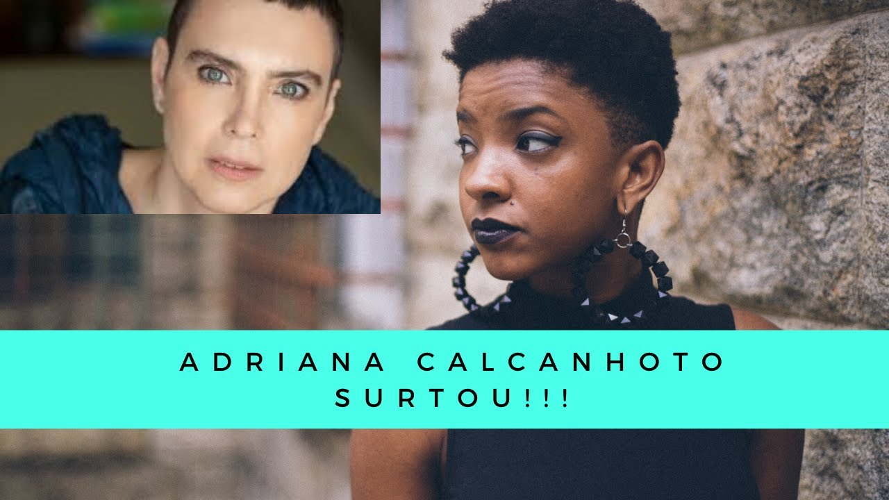 ADRIANA CALCANHOTTO SURTOU !! #ADRIANACALCANHOTTO