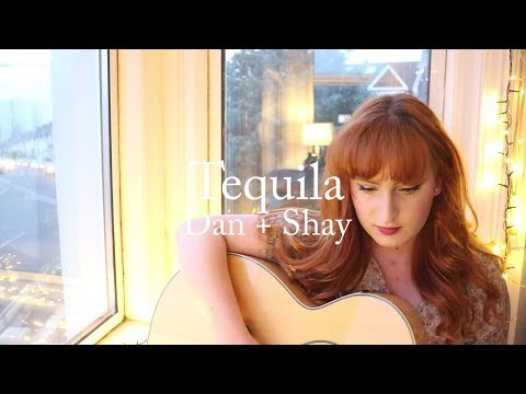Cover Lagu tequila - dan + shay (acoustic cover) ♡ STAFABAND