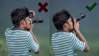 7 BEGINNER Photography MISTAKES To AVOID!