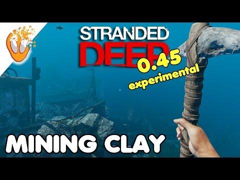 Underwater Mining | Stranded Deep Update 0.45 Experimental Ep 7