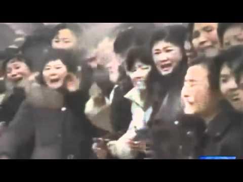 Kim Jong-il Mourners