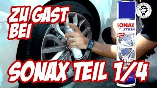 SONAX Werkbesichtigung 1/4 // Anwendung: SONAX Produkte erklärt // AUTOLACKAFFEN