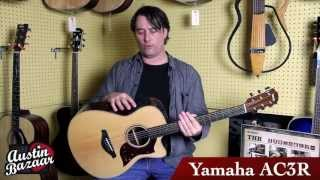 Yamaha AC3R Acoustic-Electric Guitar Demo / System-63 SRT