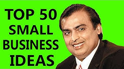 Top 50 Easy Small Business Ideas In India