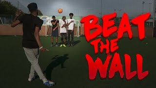BEAT THE WALL CHALLENGE W/FRIENDS!!!