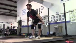 """Bar Work""- Force Weightlifting, Wilfleming.com"