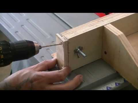 Home Made - Finger Joint Jig - Great Project - PART TWO