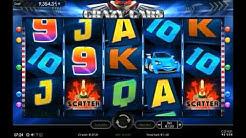 Crazy Cars online slot - VegasPlay.com