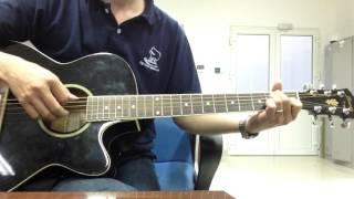 Cảm Xúc- Tóc Tiên-Guitar cover Hợp Âm