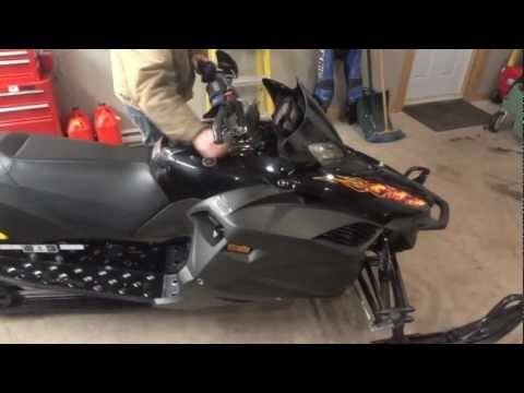 Replacement Battery For Yamaha Apex Snowmobile
