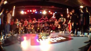 Project X vs Double B Rockers - Unbreakable crew battle