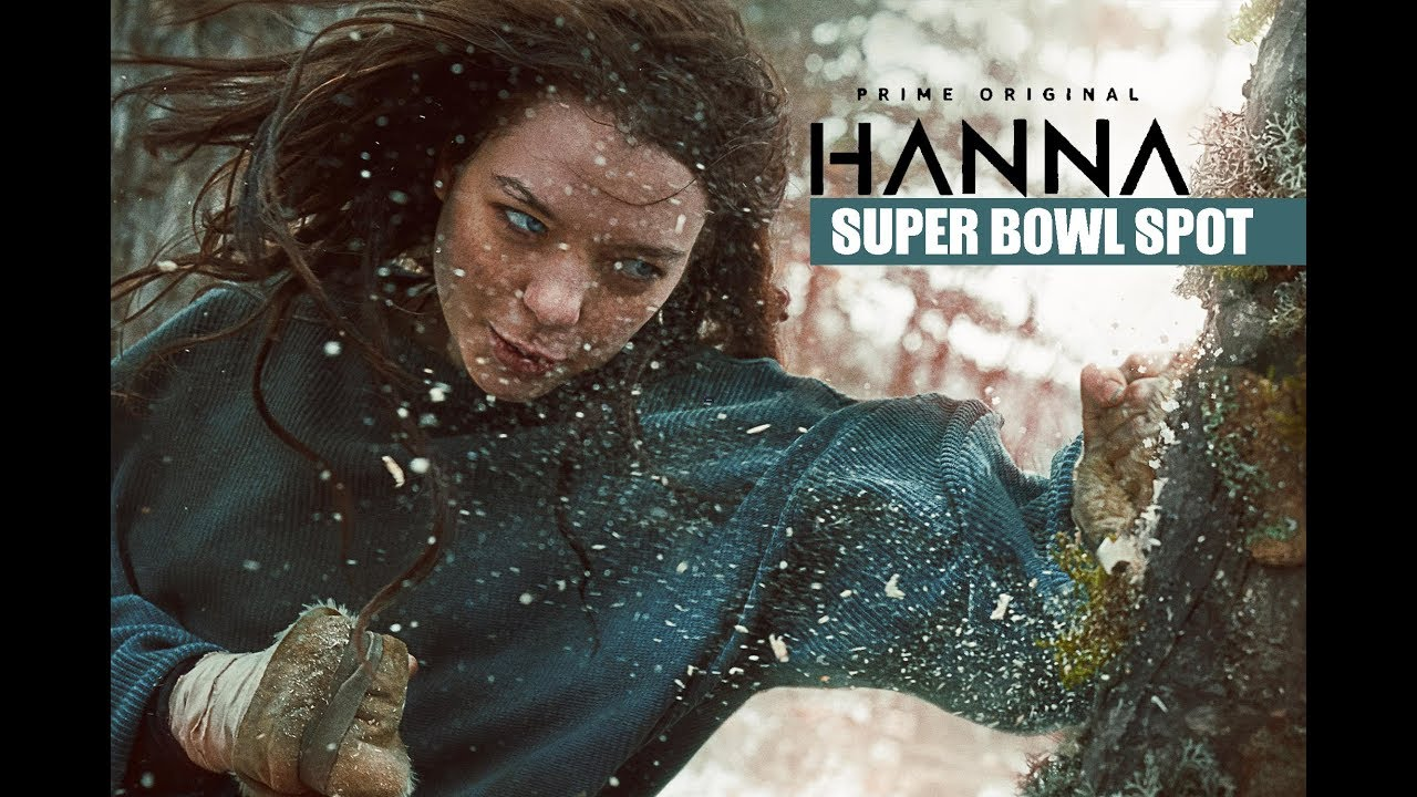 'Hanna' Fights 'To Be Heard' in Super Bowl Spot for New Amazon Series
