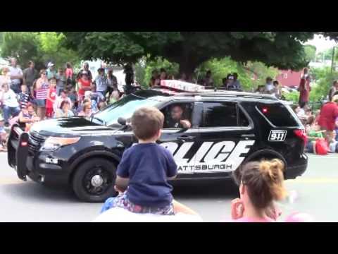 HTS - Plattsburgh Parade  7-4-16