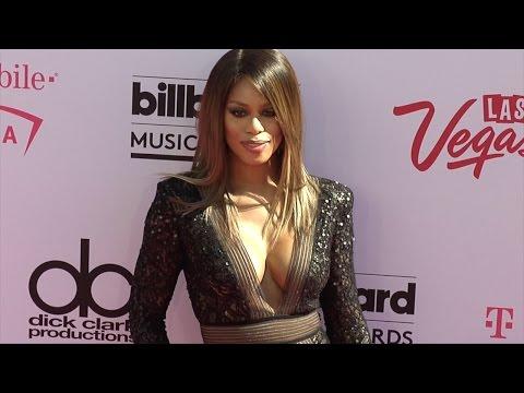 Laverne Cox 2016 Billboard Music Awards Pink Carpet
