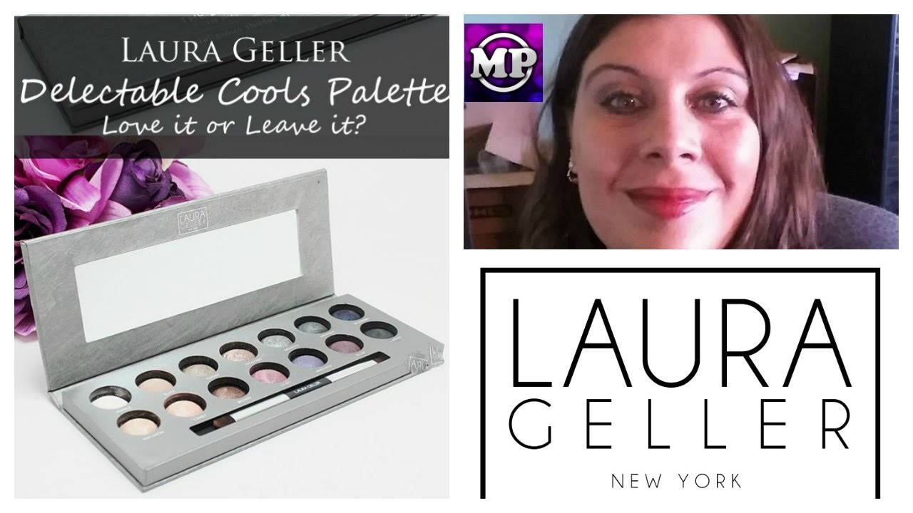 Laura Geller The Delectables Delicious Shades Of Cool Review And