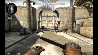 CS GO :: Easy Bot Gameplay