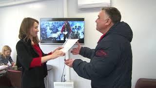 """Новое жилье в ЖК """"Высоково"""" получили обманутые дольщики"""
