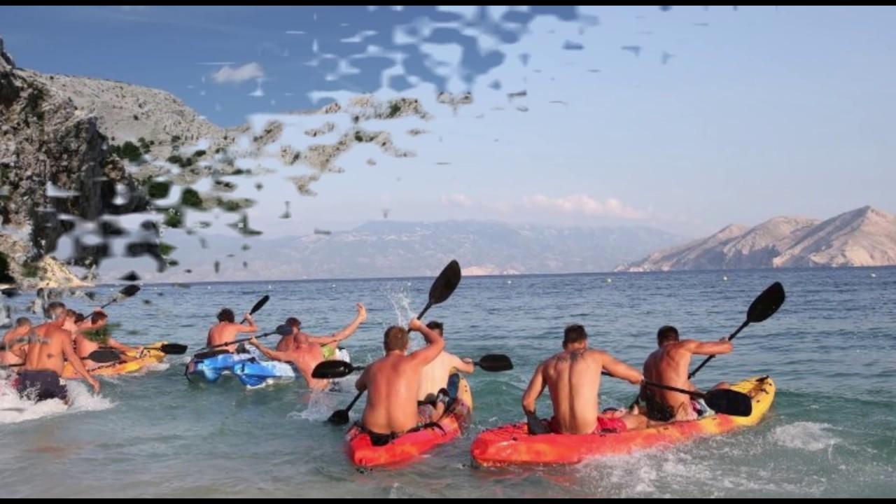 Banculuka naturist beach, Baska Krk, Croatia