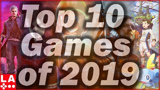Top 10 Best Video Games of 2019