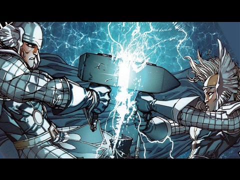 storm vs thor trailer hd youtube