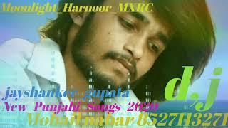 Moonlight_Harnoor_mxrcl_new Punjabi song_2020 _(1). Mp3d 👉👉👉💝💝💝💝💘💘💘