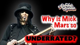 Why is Mick Mars of Motley Crue So Underrated?