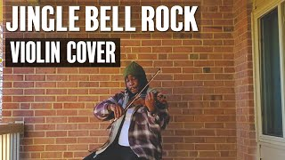 Jingle Bell Rock (Violin Cover by Marvillous Beats) • HIP HOP HOLIDAY REMIX