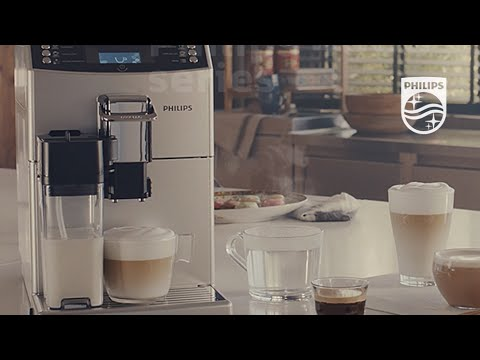 Philips 4000 Series Fullautomatic Espresso Machine With Classic Milk Frother