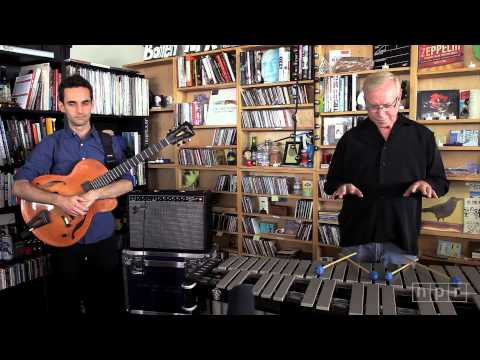 Gary Burton: NPR Music Tiny Desk Concert