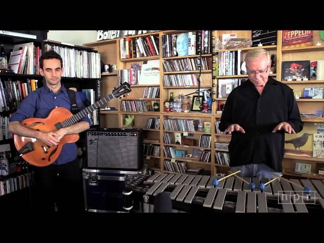Gary Burton: NPR Music Tiny Desk Concert