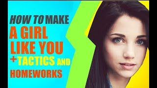 How To Get A Girl To Like You? Eye Contact, Boost Your Confidence, Psychology Tricks