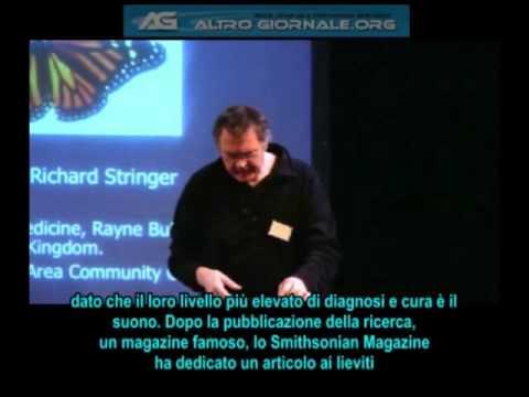 TEDxLAMiracleMile - Jim Gimzewksi  e la musica delle cellule - subITA