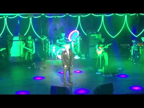 Home Is a Question Mark, Morrisey at London Palladium 2018