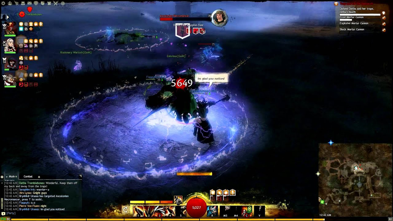 how to get gift of ascalon