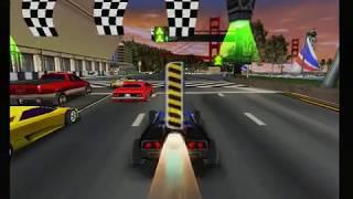 San Francisco Rush 2049 - Sega Dreamcast - VGDB