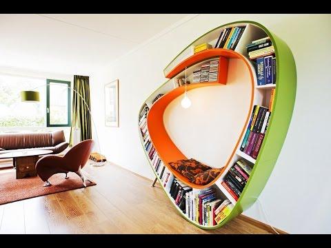 Необычная мебель - сборник креативной и дизайнерской мебели