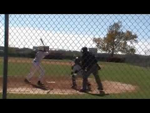 David Balandran # 5 Austin Baseball Club 17,18 U F...